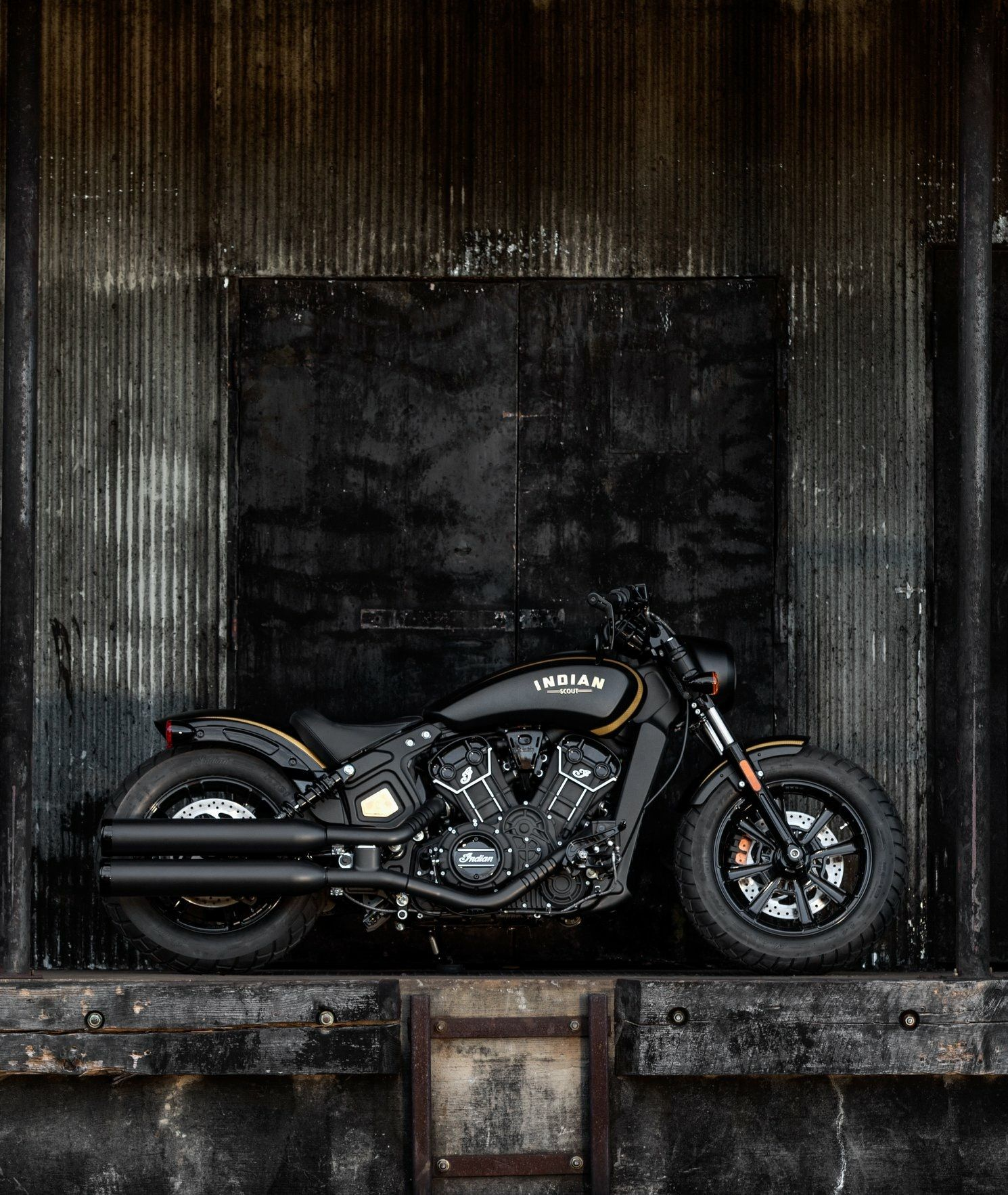 The Jack Daniel S Tennessee Whiskey Limited Edition Indian Scout