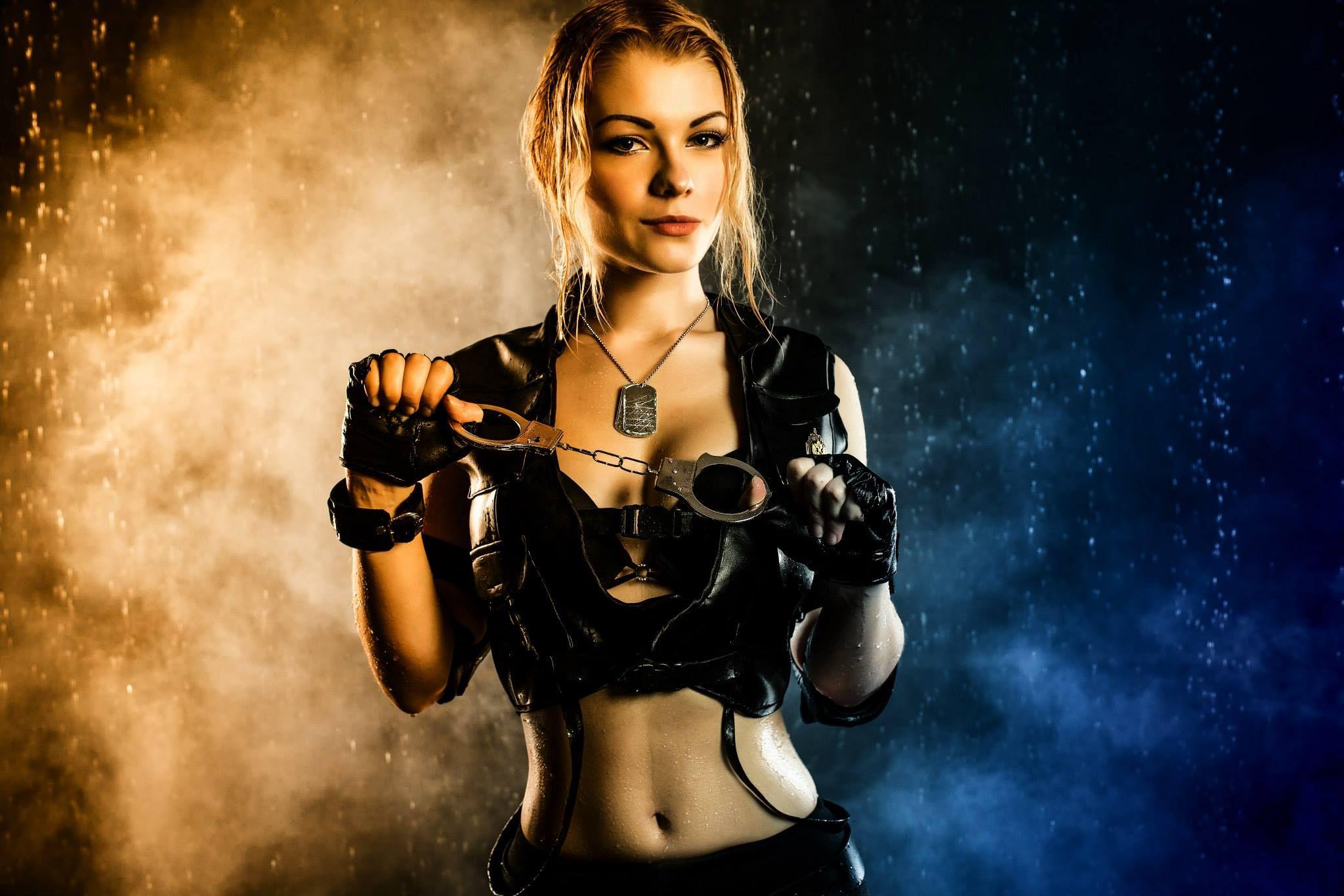 Character: Sonya Blade / From: NetherRealm Studios 'Mortal ...