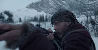 Hypervigilant. Connected in Survival Mode. Tom Hardy in The Revenant.