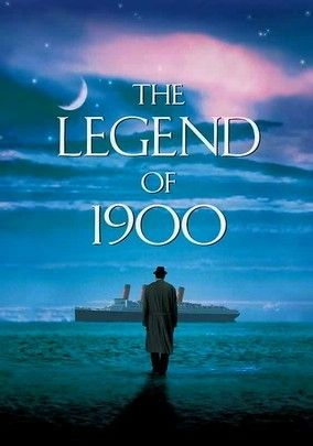 The Legend Of 1900 1998 Raised Aboard An Ocean Liner After Being Abandoned There As An Infant 1900 Tim Roth Becomes A Virtu Movies Worst Movies Love Movie