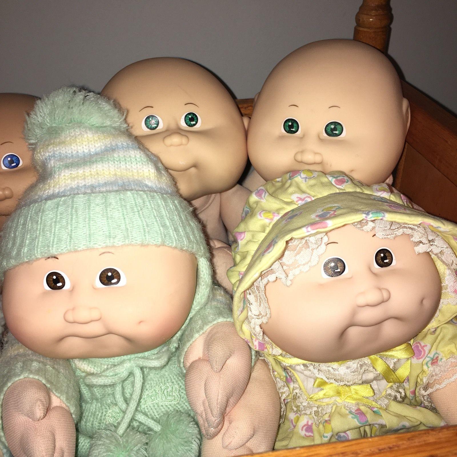 Cabbage Patch Kids Dolls Original Vintage Shoes Ebay Cabbage Patch Kids Cabbage Patch Babies Kids Beanies