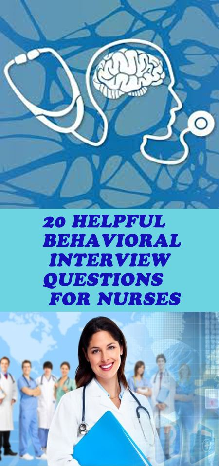 rn behavioral interview questions and answers