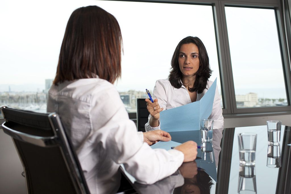 Ask This, Not That, at a Job Interview Job interview