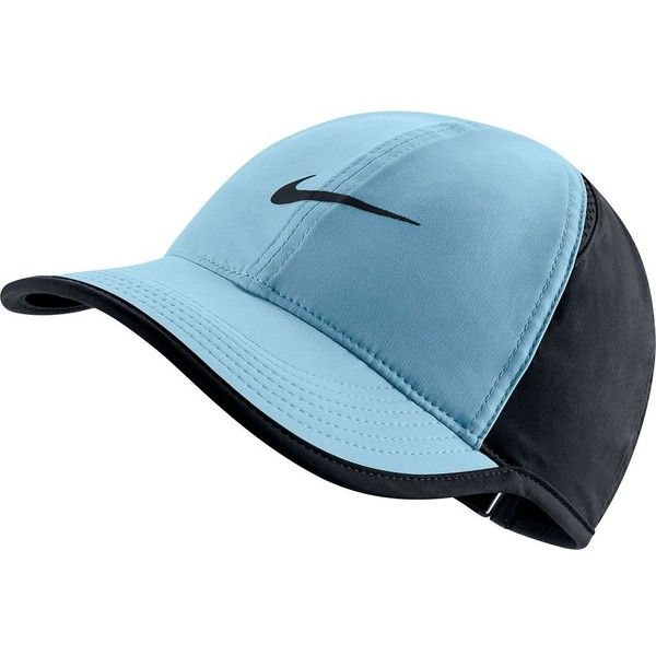 73f31e22fcecc Women s Nike Featherlight Dri-FIT Hat ( 24) ❤ liked on Polyvore featuring  accessories
