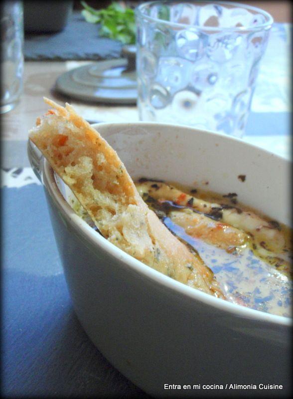 Entra en mi Cocina: Mozzarella en cocotte