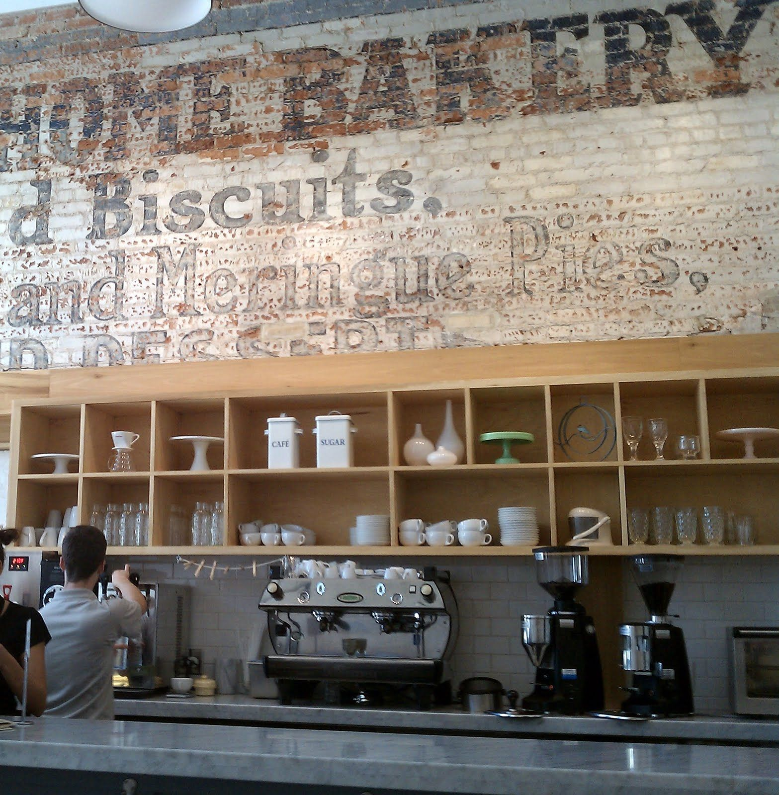 Cakes and Ale Bakery in Decatur. A fun little place to ...
