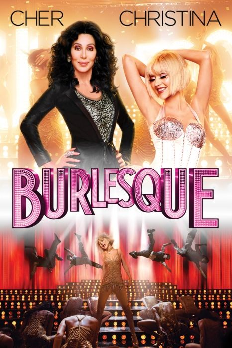 Image result for christina aguilera burlesque poster
