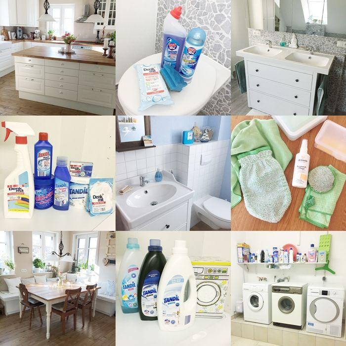 tipps & tricks im haushalt - meine putzroutine, clean up, sauber, Hause und garten