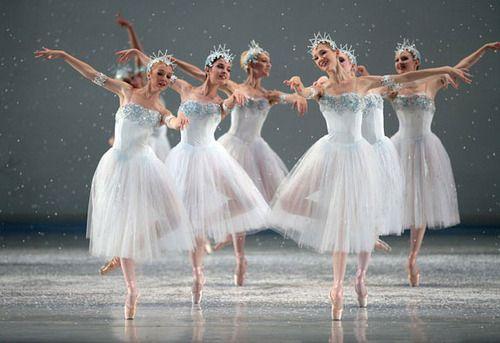 Image Result For Nutcracker Snow Tutu Com Imagens Ballet Roupa Ballet Bailarina
