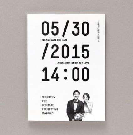 Photo of Neues Hochzeitskarten-Einladungslayout 64 Ideen