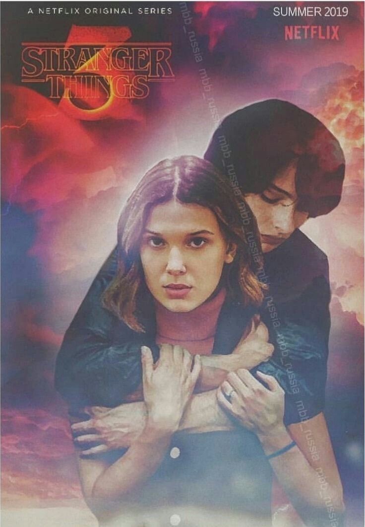 I #can #feel #it… #season #3 #is #coming | Stranger things, Fond d'écran iphone, Saison 3