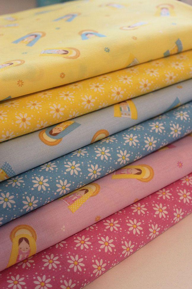 pagina com as combinações de tecidos coordenados