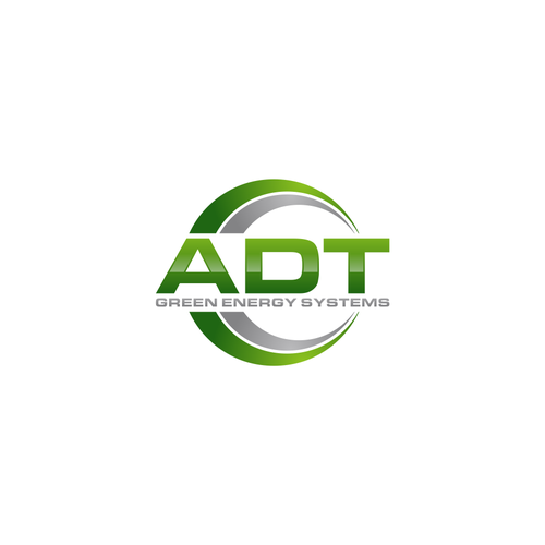 Adt Green Energy Systems Capture Those That Want To To Go Green And Great Quality Work Done By Adt Green En Logo Design Construction Logo Logo Design Contest