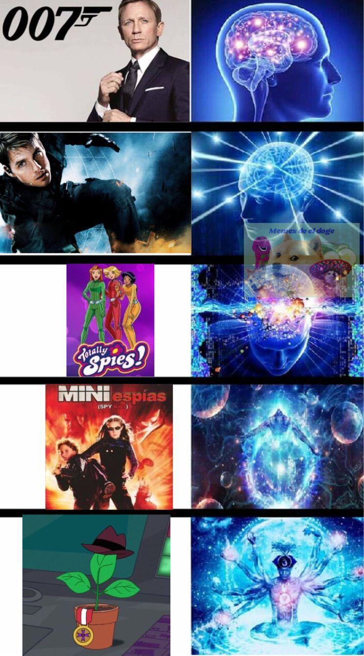 Funny memes Los mejores espías Great memes, Funny