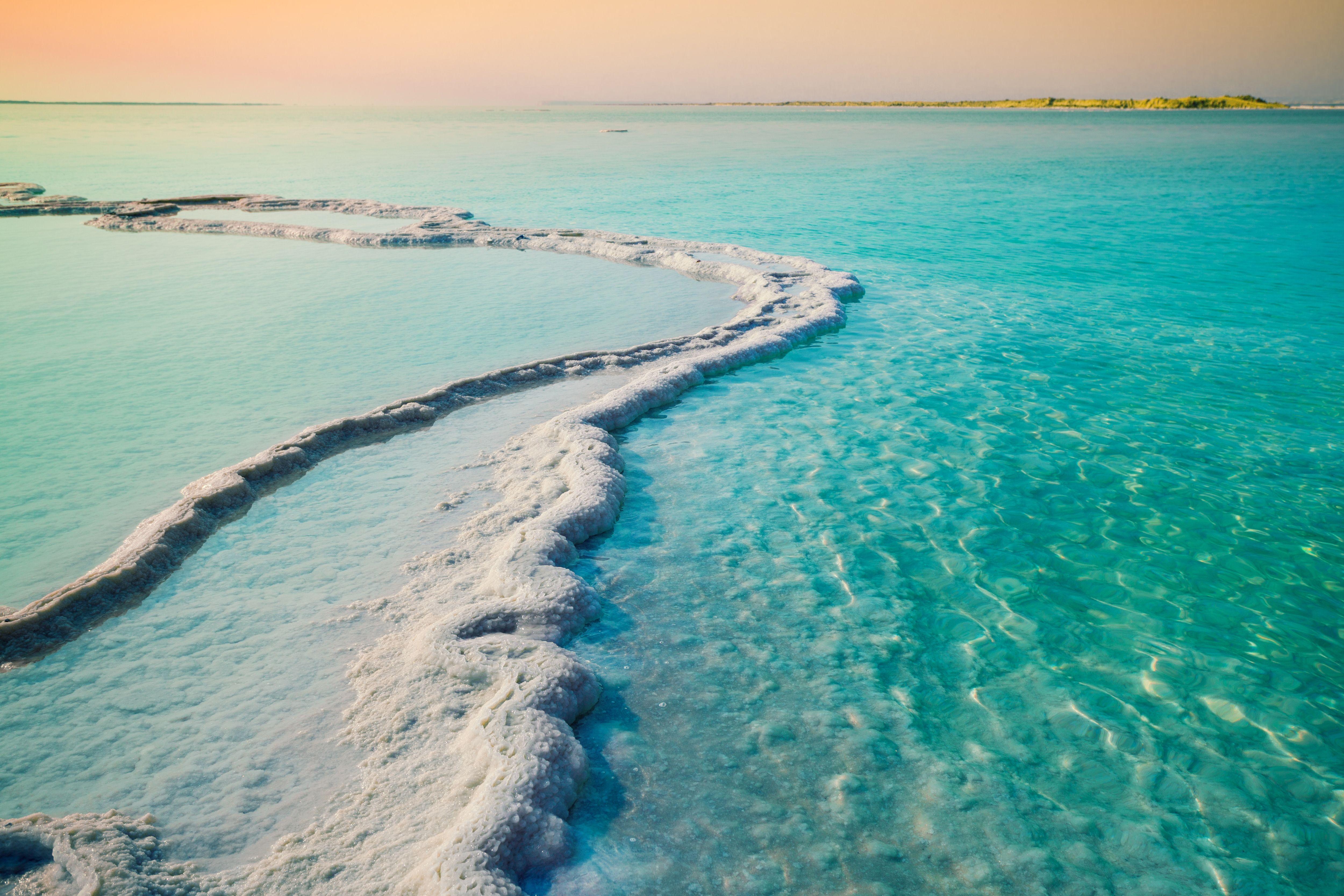Yuckadoo Goop Tales Stunning Wallpapers Dead Sea Dead Sea Salt
