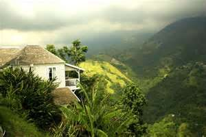 Strawberry Hill, Jamaica. A little paradise on Earth.