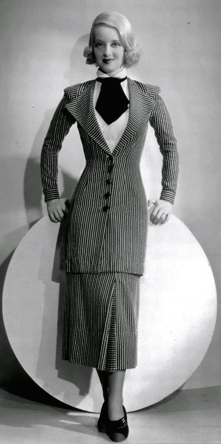 Pin von 1930s/1940s Women\'s Fashion auf 1930s Suits | Pinterest