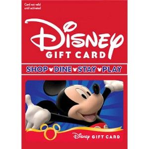 5% DISCOUNT when using Target REDcard!!! Disney Mickey Gift Card ...