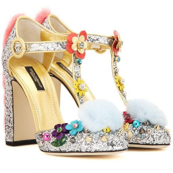 Dolce & Gabbana Glitter Heels eC5QG0