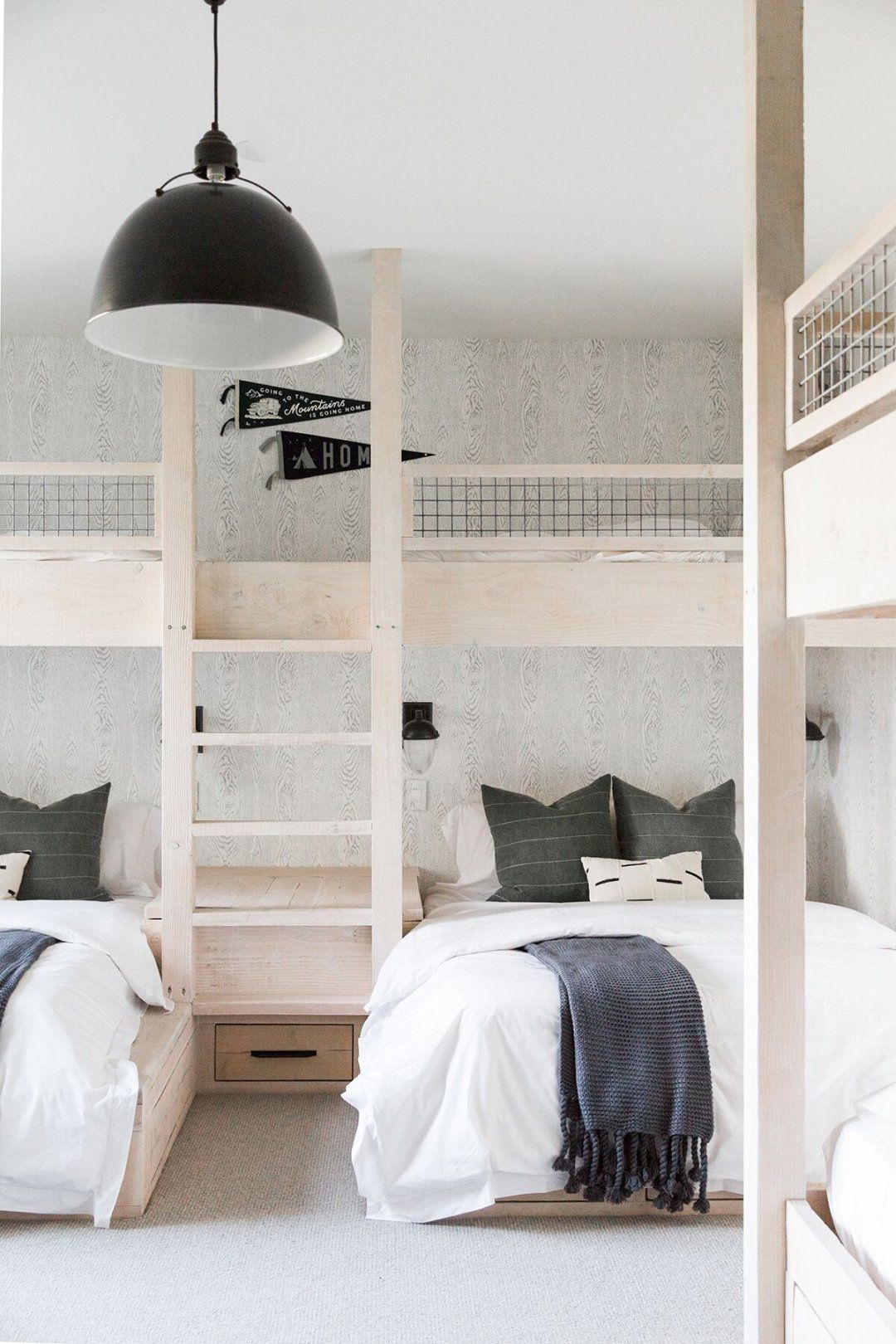 Do You Know How To Light Up Your Children Bedroom Check Here Bunk Beds Built In Stylish Bedroom Design Stylish Bedroom