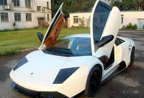 Chinese Lamborghini Is 99 Identical To The Original Costs Just