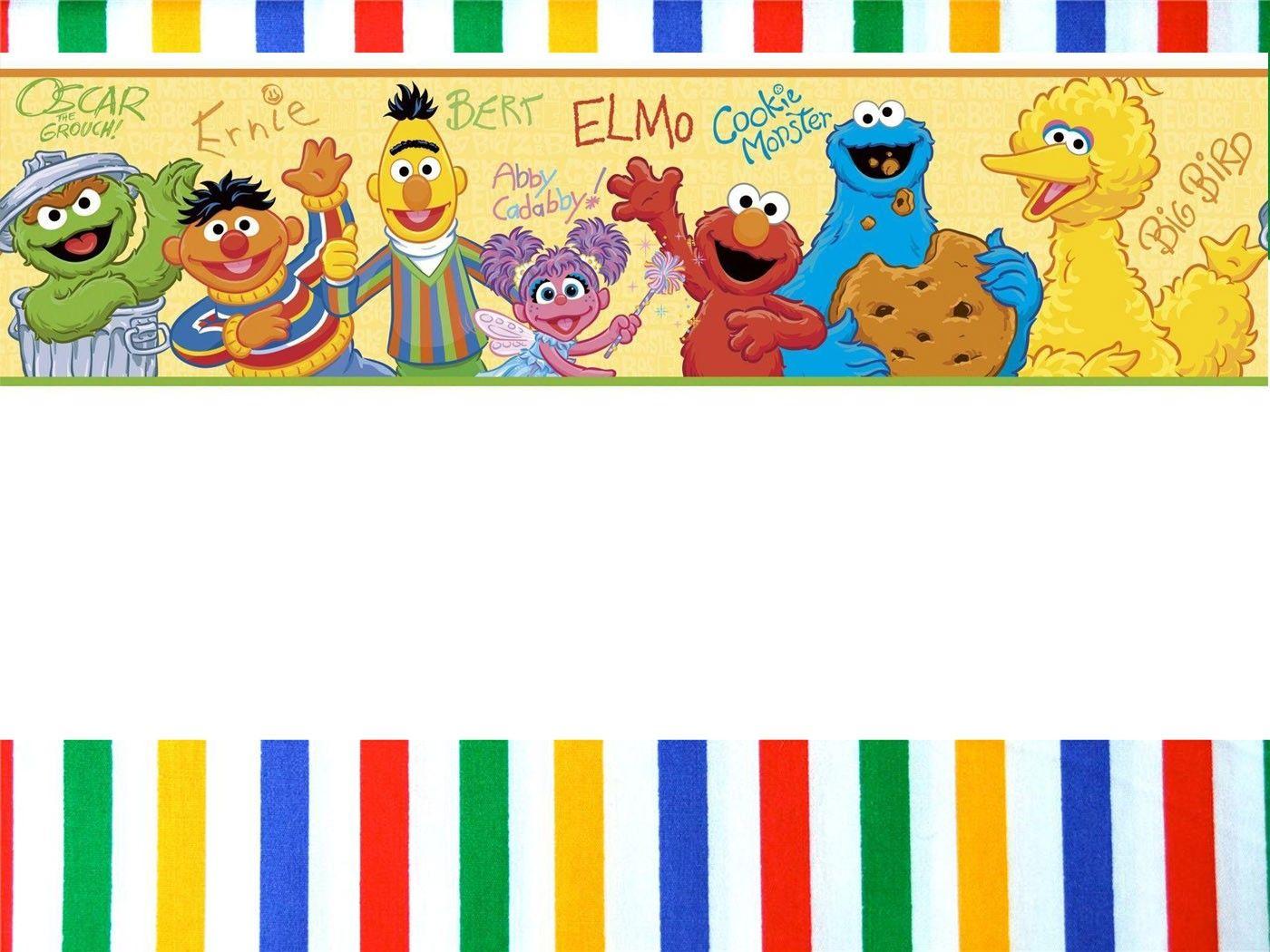 Free Printable Sesame Street Invitation Templates Invitations Online Sesame Street Invitations Sesame Street Birthday Sesame Street Birthday Party