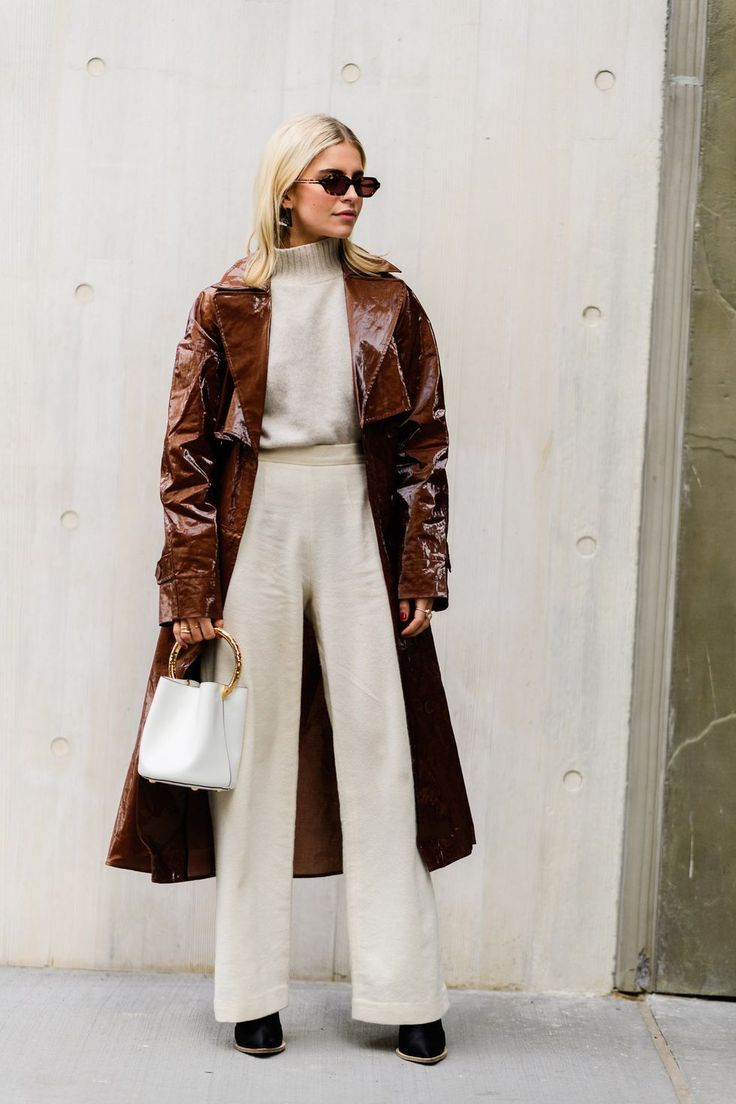 Photo of New York Fashion Week Street Style Central