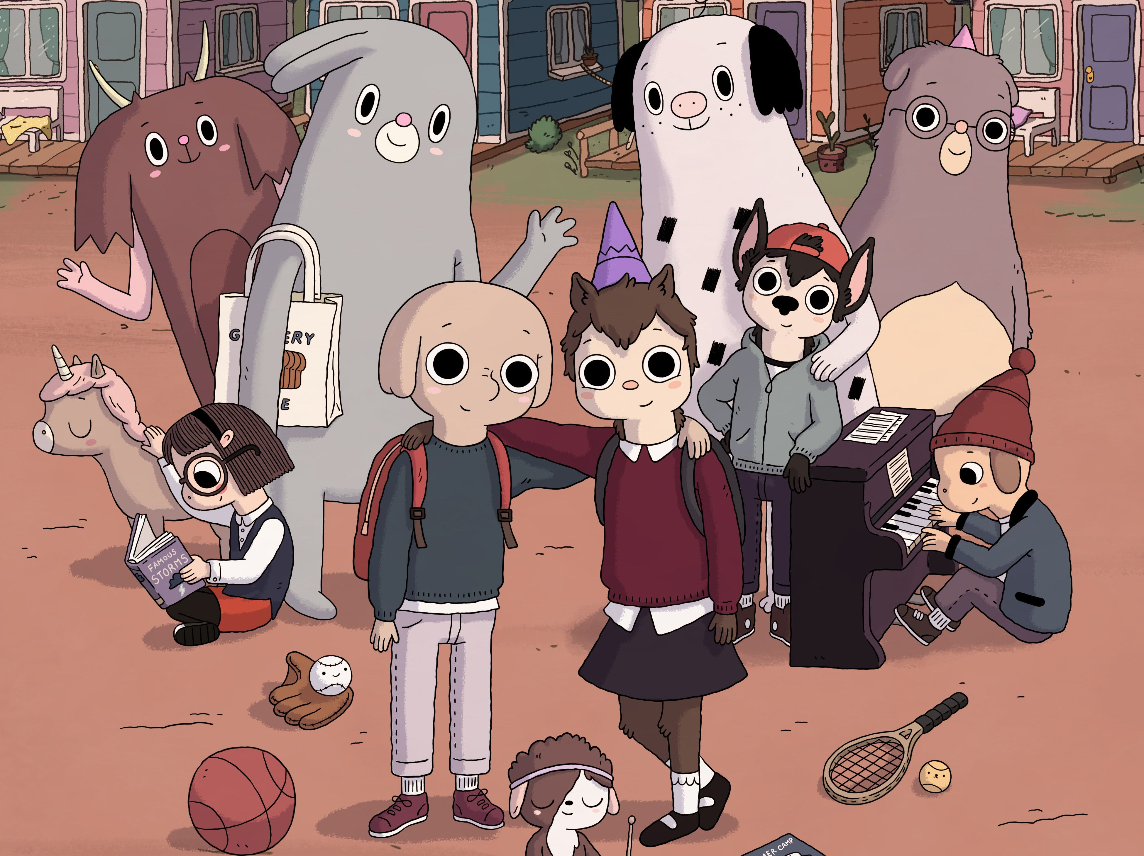 susie summer camp island