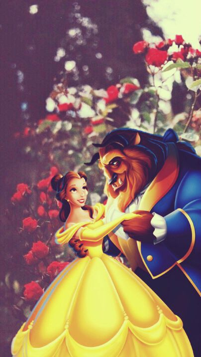 Beauty And The Beast Lockscreen Disney Beauty And The Beast Disney Princess Beautiful Backgrounds