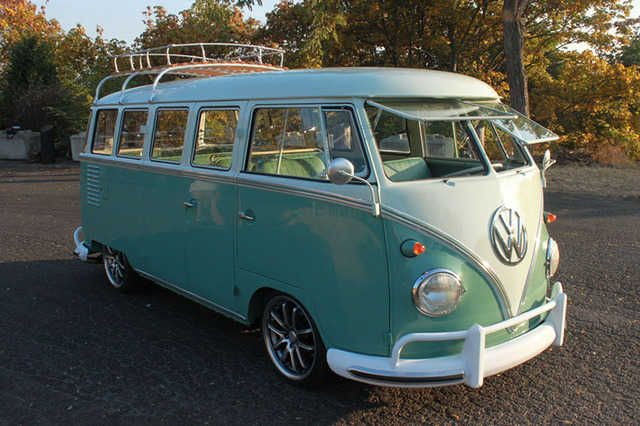 1961 Volkswagen Bus Vanagon For From Denver Colorado Adpost Clifieds Usa 1036369