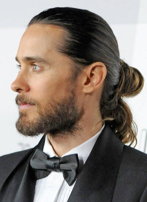 Frisuren Männer Zopf Frisuren Männer Pinterest