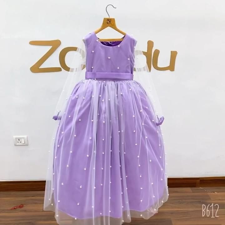 Zolindu Anne lavender Dres