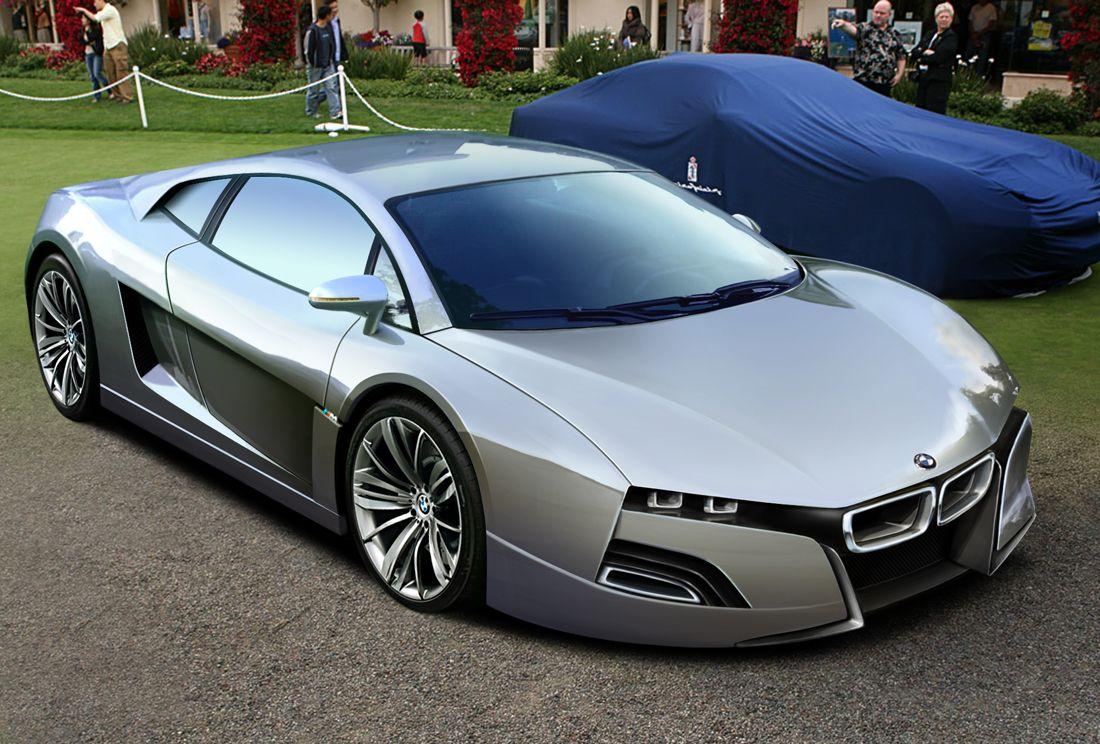 Bmw M Supercar Concept Bmw Super Cars Bmw Concept