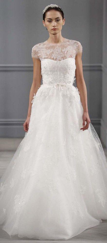 モニーク・ルイリエ | MONIQUE LHUILLIER | Brand | THE TREAT DRESSING ...