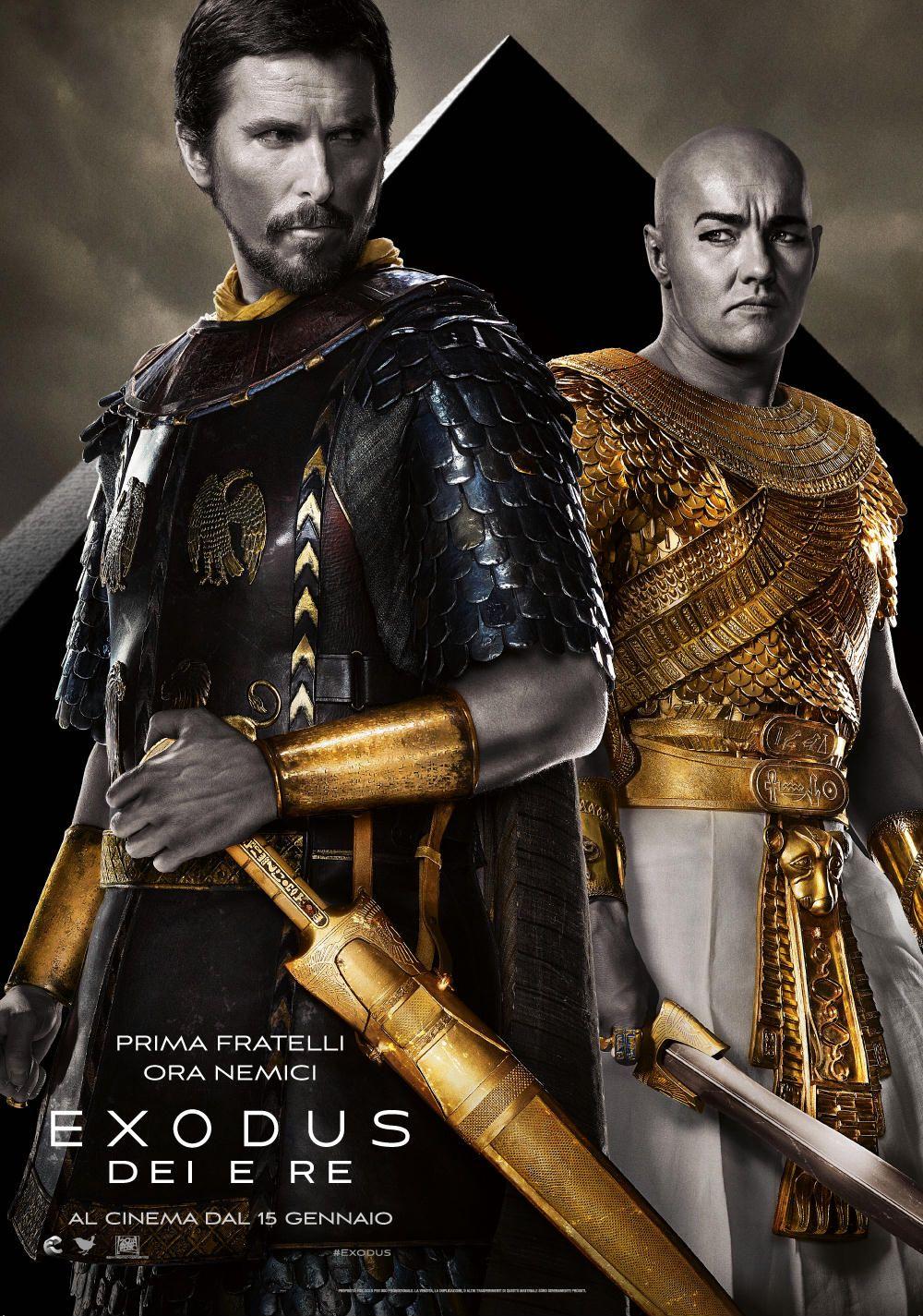 Exodus Dei E Re 2014 Christian Bale Nuovi Film Film