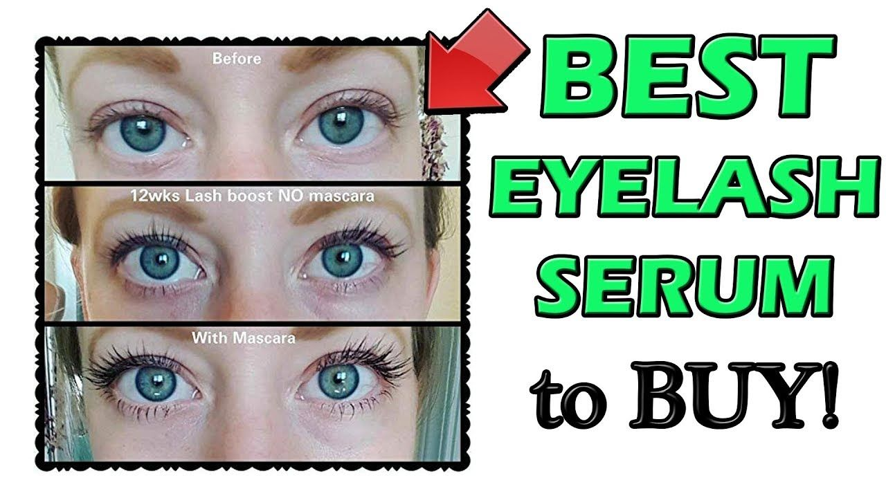 Best Eyelash Growth Serum 2019 Best Eyelash Growth Serum   2019 Review | Product Review | Best