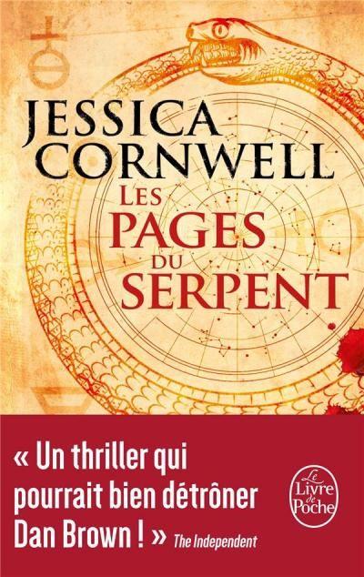les pages du serpent : cornwell, jessica - livre : furet.com