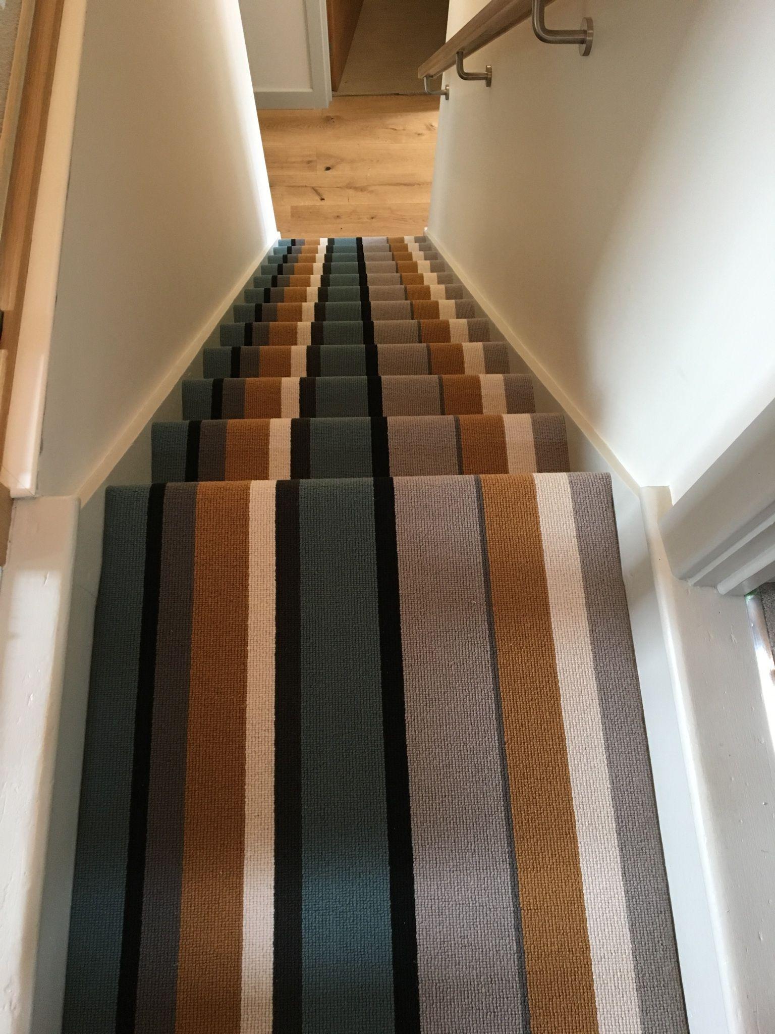 Bespoke Carpet Runners Created By Ben Champness For Higherground Camberley Higherground Co Uk Contemporary Rug Home Decor Carpet Runner