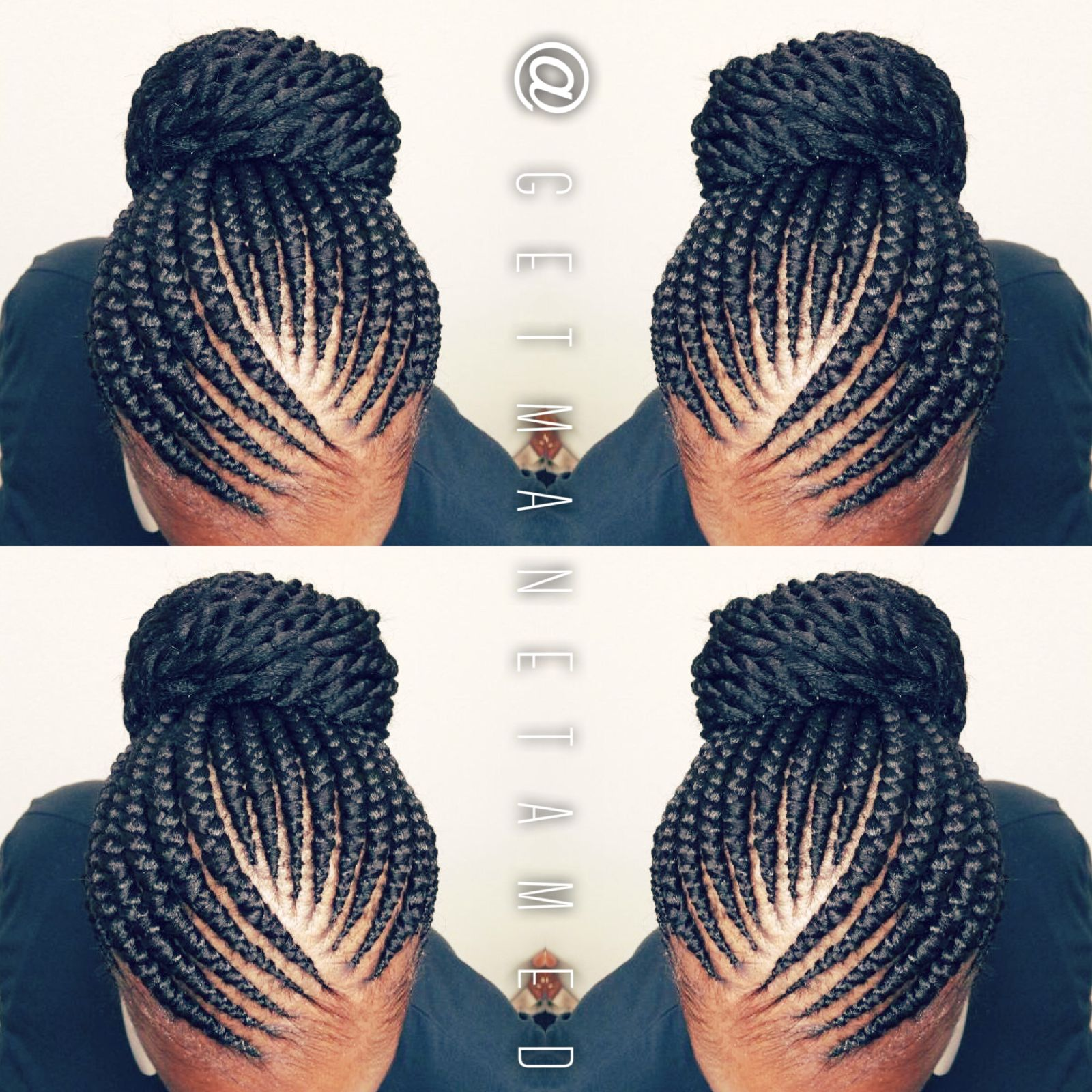 Ghana Braids Ghana Cornrows Banana Cornrows Feed In Cornrows Hair Styles Cornrow Hairstyles Box Braids Hairstyles