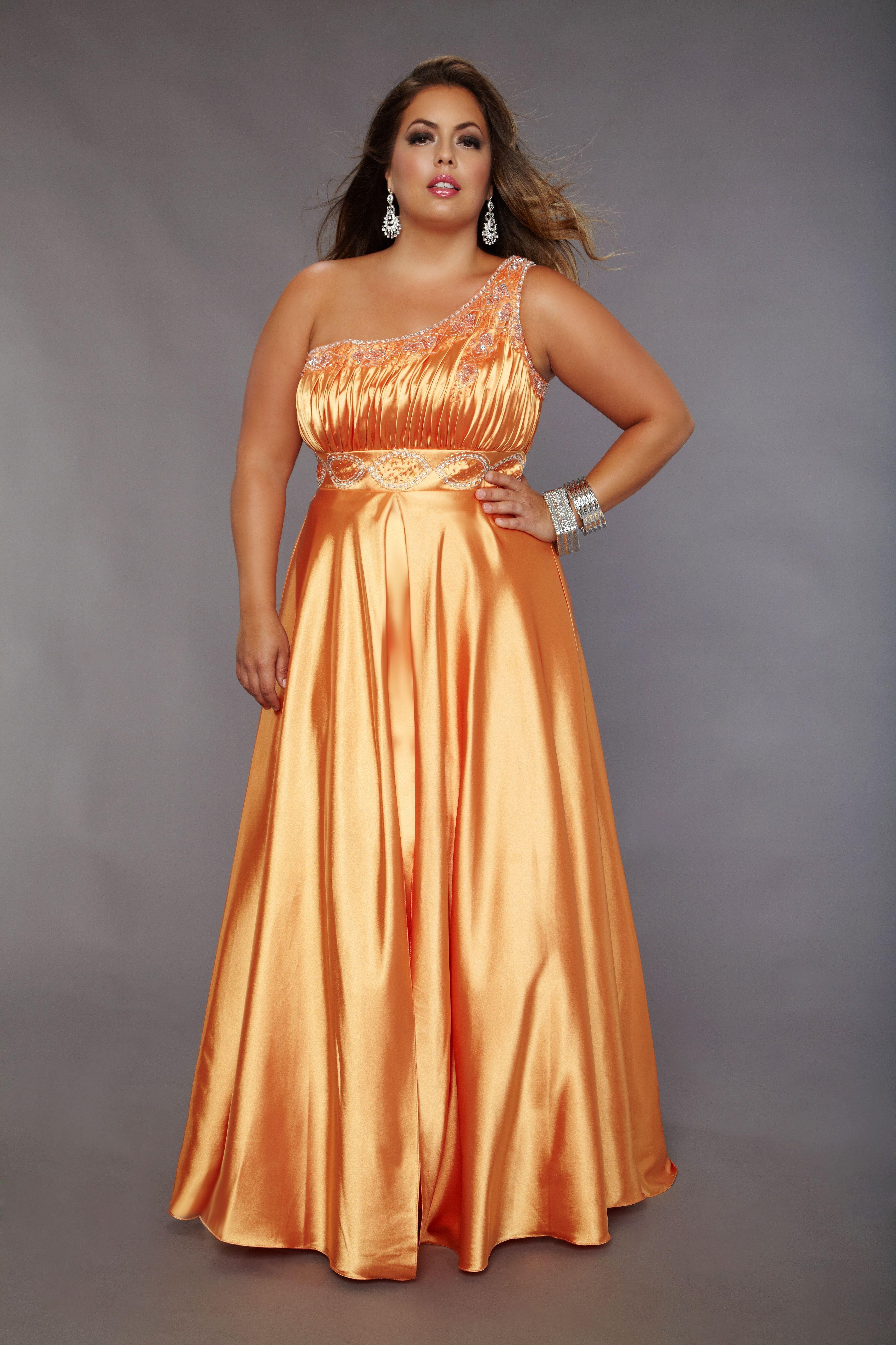 Plus Size Bridesmaid Dresses Under 100