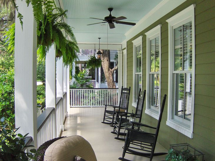 Beautiful Cottage At 39 James Habersham Looks Out Onto The Live