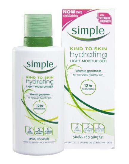 simple moisture cream