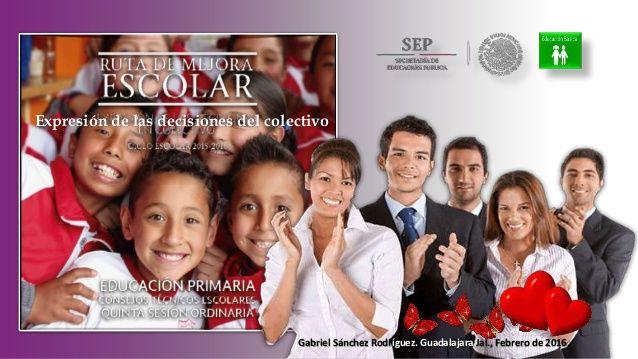 CTE 2015-2016 Quinta Sesion Febrero