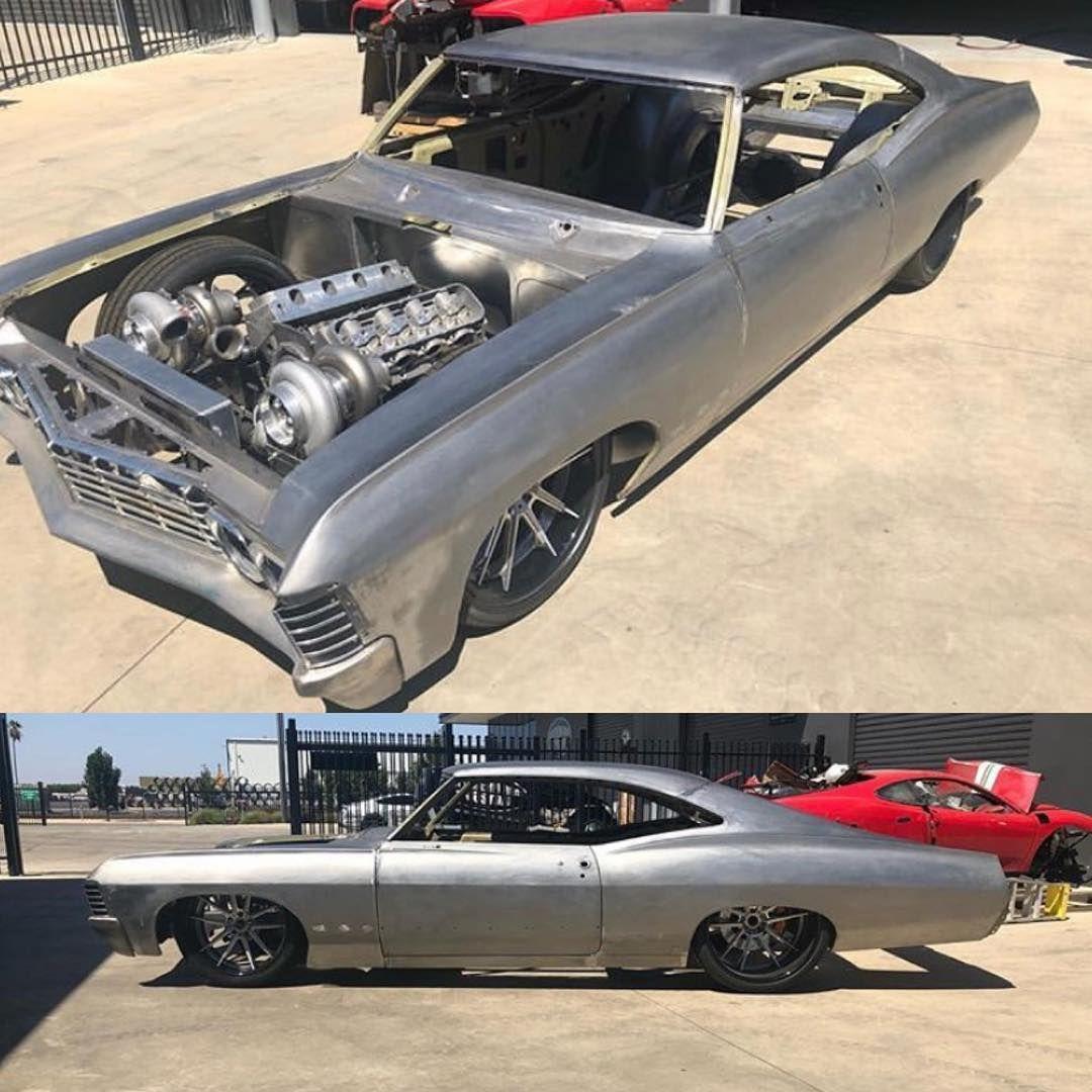 Got Fab Oh Man This Impala Build Via Southern Rod Custom Is So