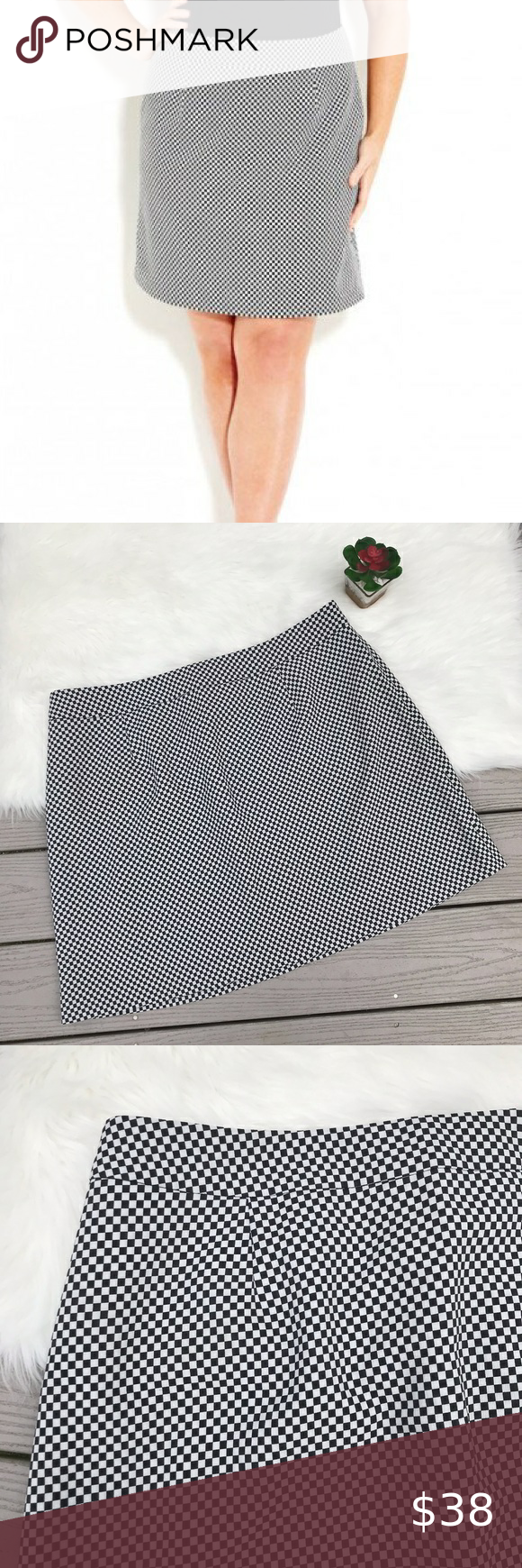 Vintage Radical 80s Print Skirt By Robyn Fits Medium