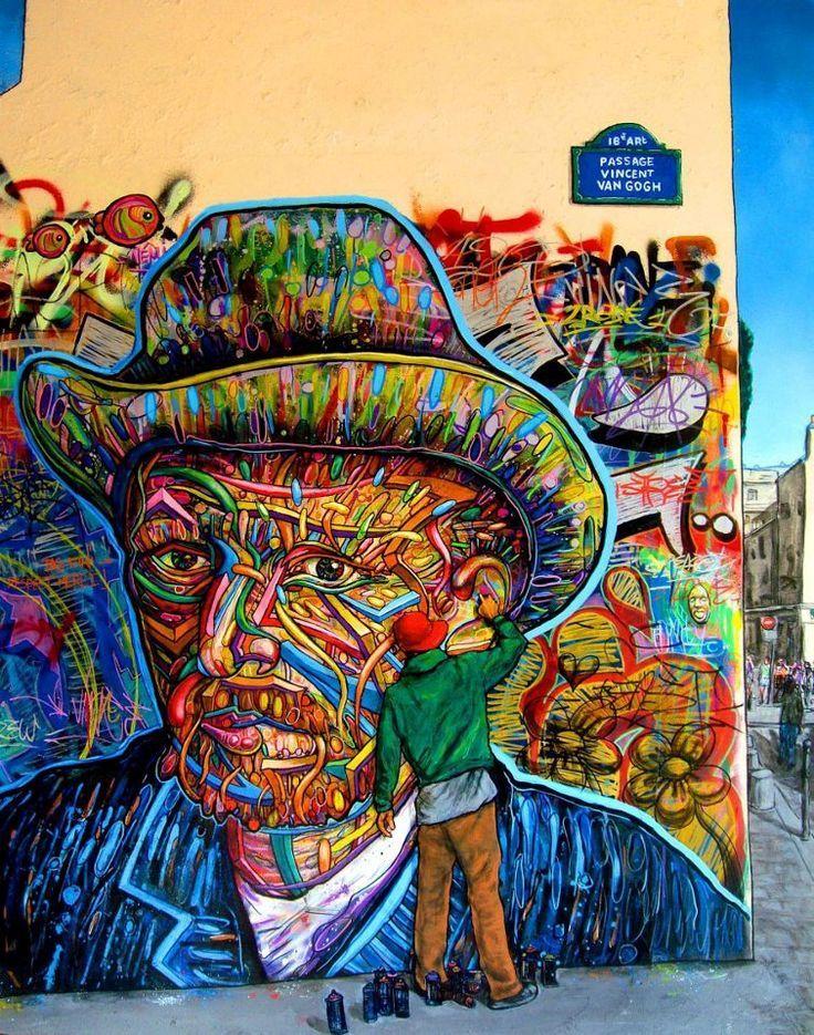 Cool Street Art Street Art Graffiti Murals Street Art