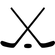 Crossed Ice Hockey Sticks And Puck Clipart Ice Hockey Sticks Ice Hockey Hockey Stick