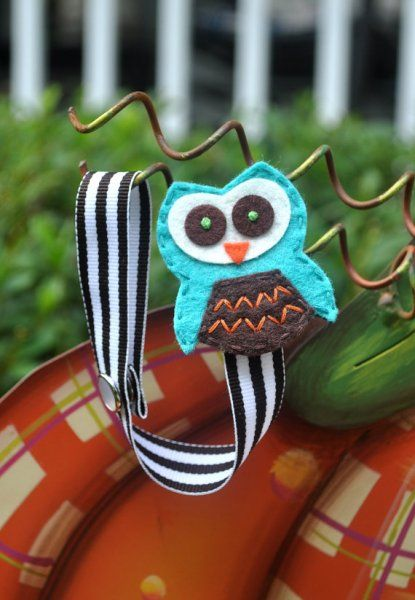 owl pacifier clip : ) | ^ oh baby | Pinterest | Baby, Owl ...