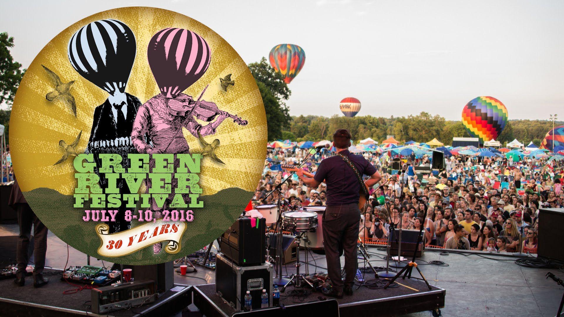 Green River Festival Final HD  River festival, Festival, Green river