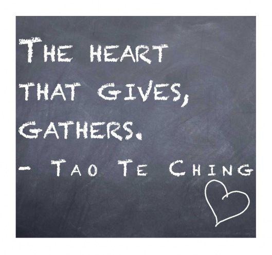 Generosity #quote